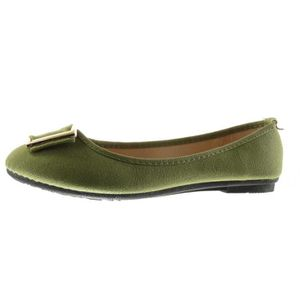 BALLERINE Angkorly - Chaussure Mode Ballerine slip-on femme