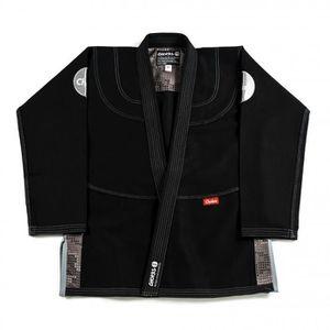 KIMONO Kimono JJB Comp KAMO noir - CHOKES