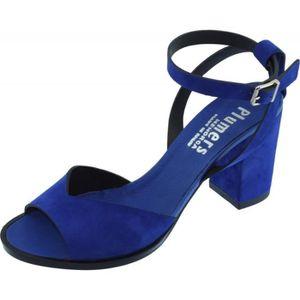 SANDALE - NU-PIEDS CALA ALGAR Sandale tendance à talon chaussures mod