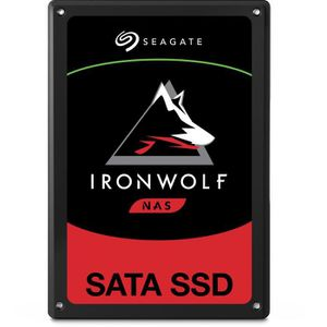DISQUE DUR SSD SEAGATE - Disque SSD Interne - IronWolf 110 NAS- 4