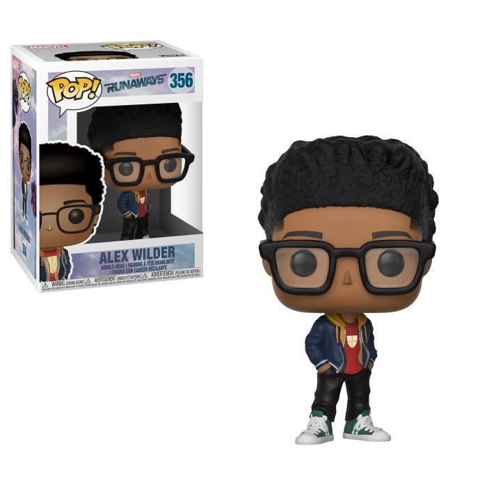 Figurine Funko Pop! Marvel Runaways: Alex