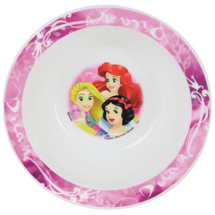 Fun House Disney princesses bol micro-ondalbe pour enfant