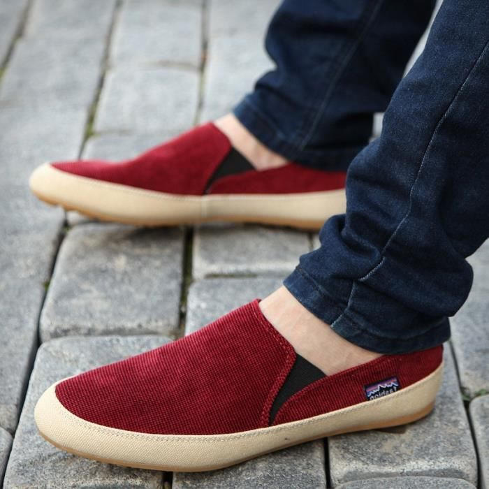 Zapato les Casual Angleterre appartements Chaussures sur Hommes Printemps chaussures Slip Mode Mocassins chaussures PqIXw0T