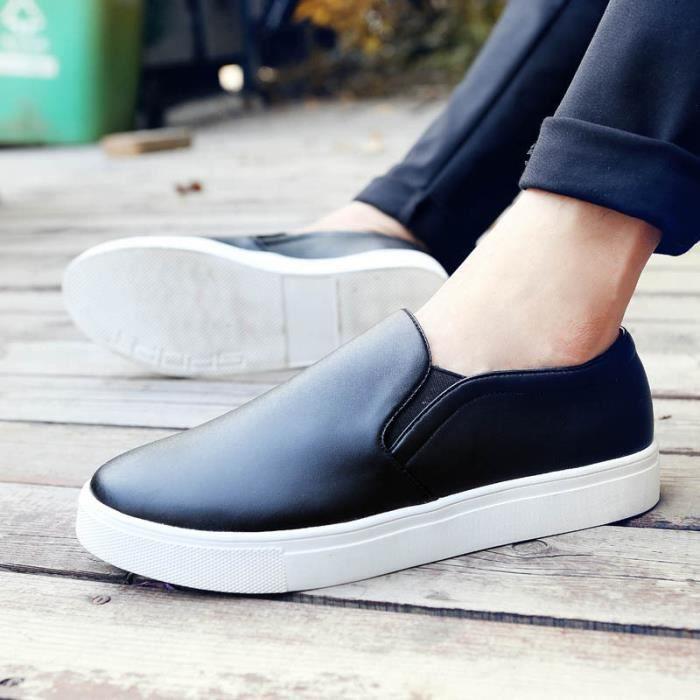 Mocassin classic oxford pour la vie quotidienne chaussures Hommes Xa5Ab