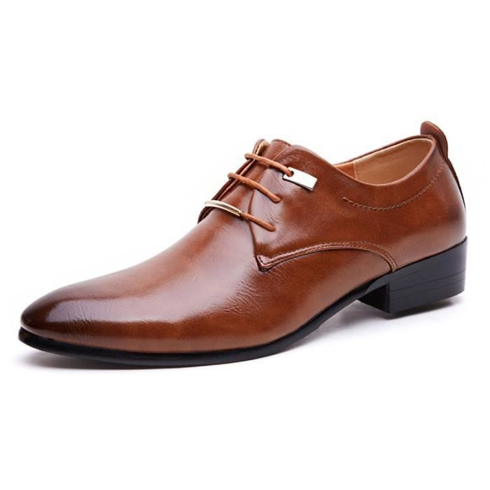 Robe Tuxedo Chaussures Mode Oxford NS5MX Taille-42