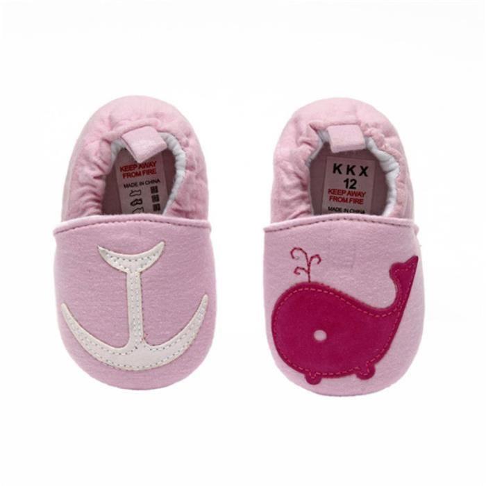 Chaussures bébé mignonnes semelle souple bebe nourrisson