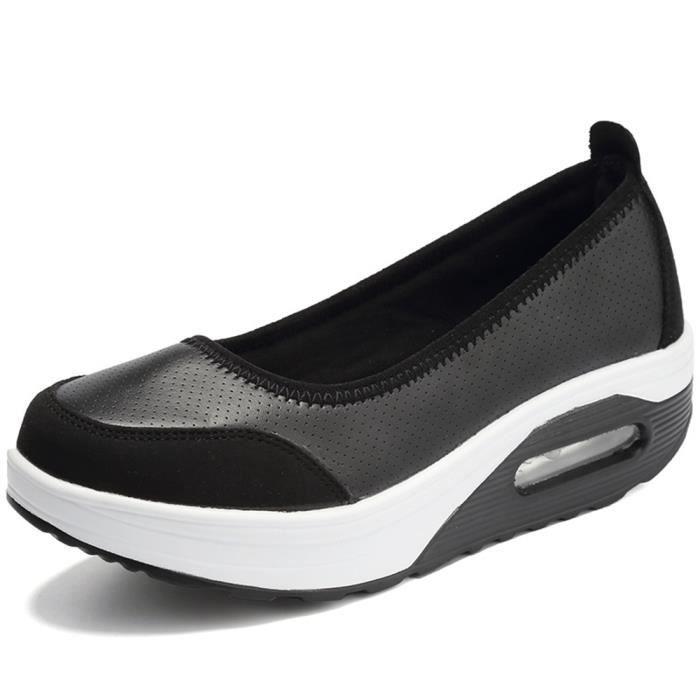 Chaussures Mocassins Marche Décontractés Femme Conduite D'infirmière Sneakers De Pour 7BqZFZ