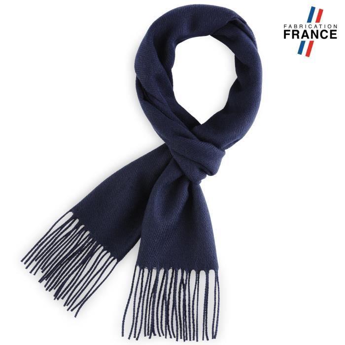 Echarpe FELY Marine uni - Achat   Vente echarpe - foulard ... aff01a2f914