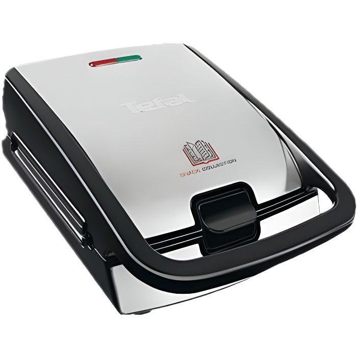 Tefal machine multifonction pour gaufres et sandwichs en acier ...