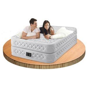 matelas gonflable 2 personnes achat vente matelas gonflable 2 personnes pas cher cdiscount. Black Bedroom Furniture Sets. Home Design Ideas