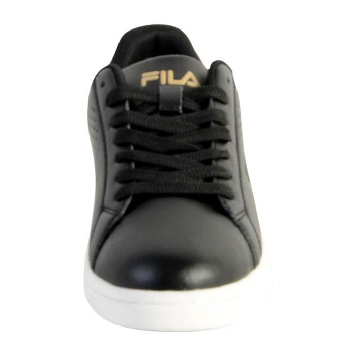 Basket Fila Crosscourt 2F Low WMN Black 36 Noir