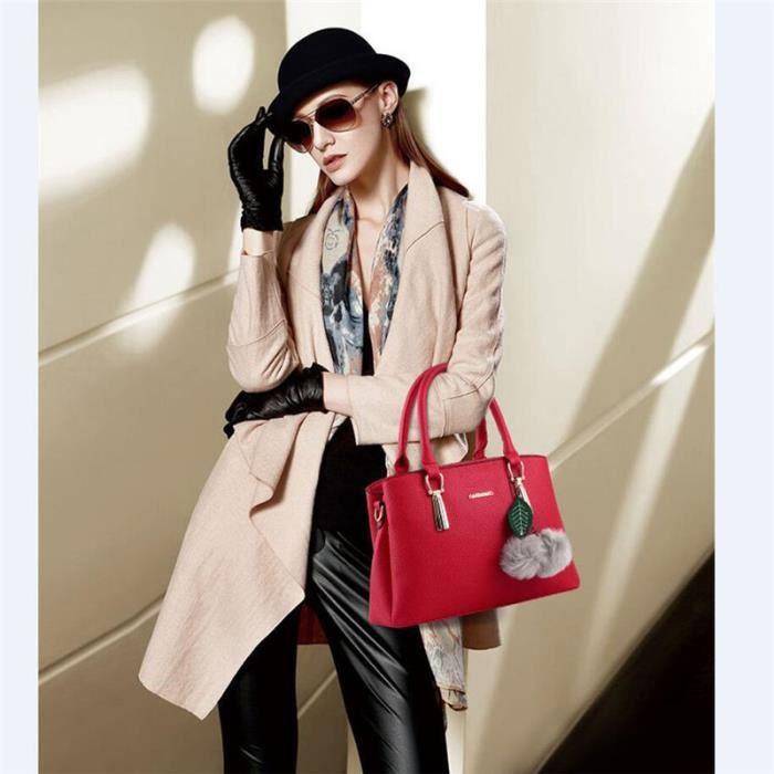 qualité Cuir bandouliere sac Designer De sac marque Femme Luxe roux Sac Luxe Femmes sac bandouliere Marque meilleure Sacs main De à qEEaUr
