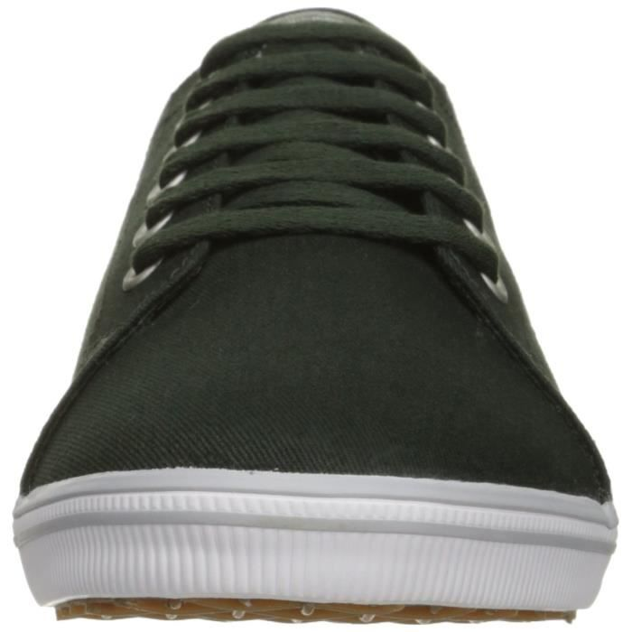 47 Kingston Mode LDE6T Twill Taille Perry Sneaker Fred q6T0RA