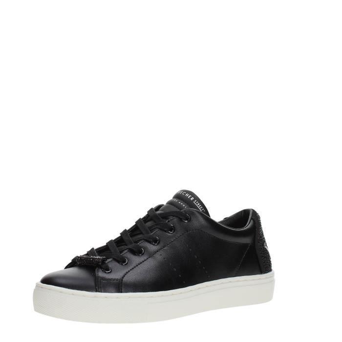 SKECHERS Sneakers Femme BLACK, 39