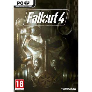 JEU PC Fallout 4 Jeu PC
