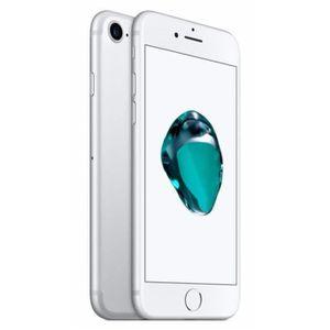 SMARTPHONE IPHONE 7 -128GO - argent(A1660)Débloquer tout opér