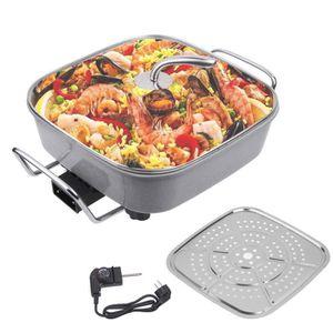 MIJOTEUR ÉLECTRIQUE Mijoteur Poêle ceramique électrique cuisson Cuiseu