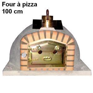FOUR À BOIS Four a pizza 100 cm