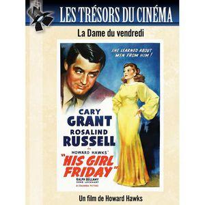 DVD FILM DVD La dame du vendredi