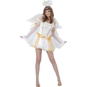 DÉGUISEMENT - PANOPLIE Costume ange taille S/M