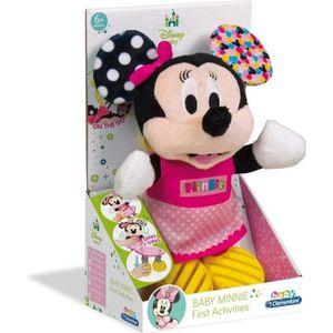 PELUCHE CLEMENTONI Disney Baby  - Peluche Premières activi