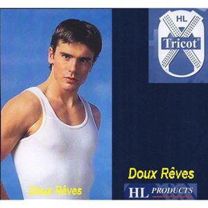 MAILLOT DE CORPS Sous-vêtements – Singlet Homme Marine 100%Coton...