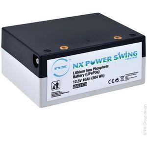 CHARIOT DE GOLF Batterie lithium fer phosphate Golf UN38.3 12V 16A