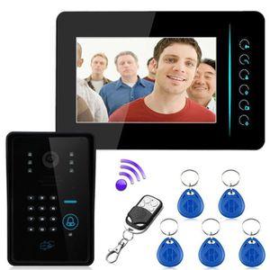 INTERPHONE - VISIOPHONE STOEX®  1 caméra et 7