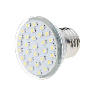 AMPOULE - LED 110V E27 1.5W 30 LED 120 Lumen 3500K Ampoule