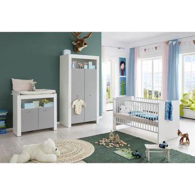 PIA chambre bébé complète