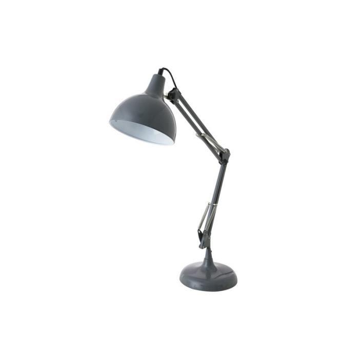 Techno Vente Gris Bureau Anthracite Lampe Achat kiXZPuO
