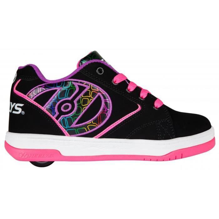 Heelys - Chaussures à Roulettes - Propel 2.0 Noir - Rose - Purple-33