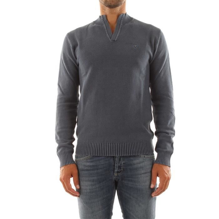 Open M83r33 Homme Navy Pull Z1lw0 Guess Turtle Blue B4fwq