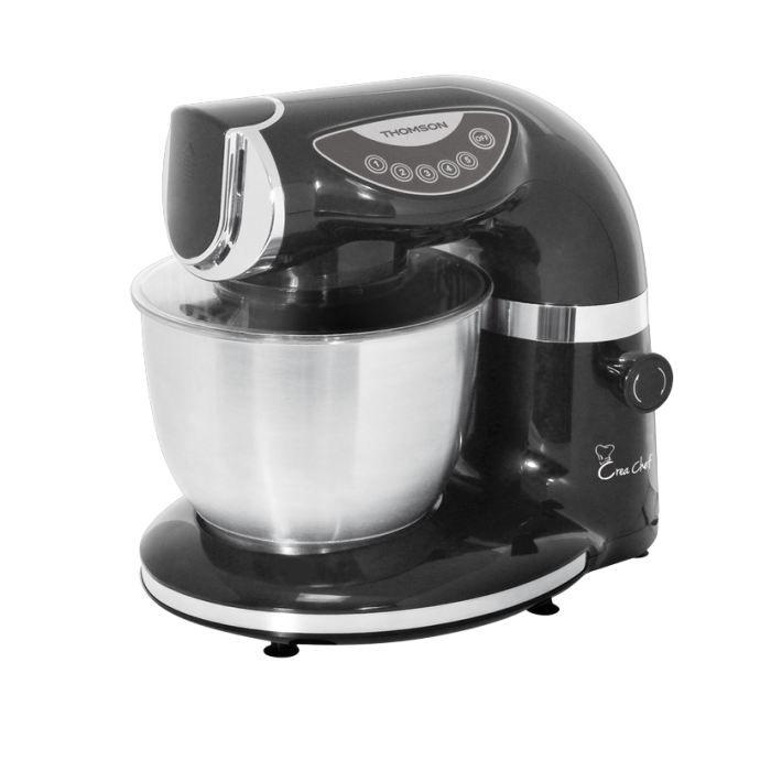 thomson thfp05644-robot pâtissier multifonction-bol inox d'une