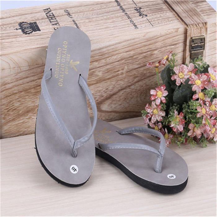 Homme Tongs Marque De Luxe Pantoufle éTé Confortable Sandale Pantoufles De Plein Air Sandale Marque Homme Plus De Couleur 40-44