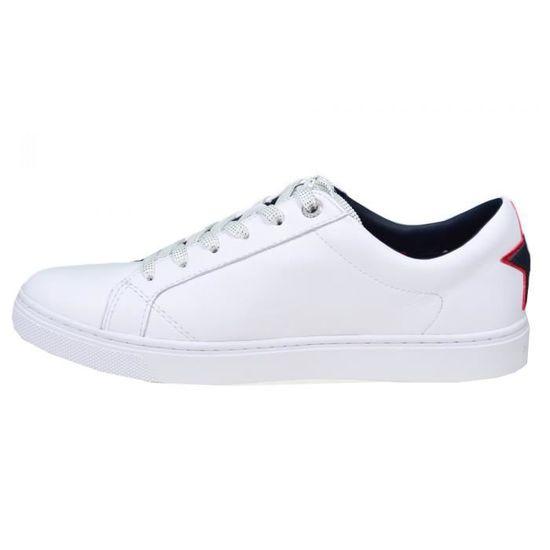 Hilfiger Couleur Blanche Baskets Blanc Tommy Femme 39 Venus Taille x1pwqOA6