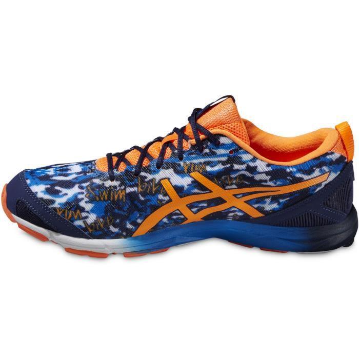 Asics Gel-Hyper Tri T531N-4930 Homme Baskets Bleu,Orange
