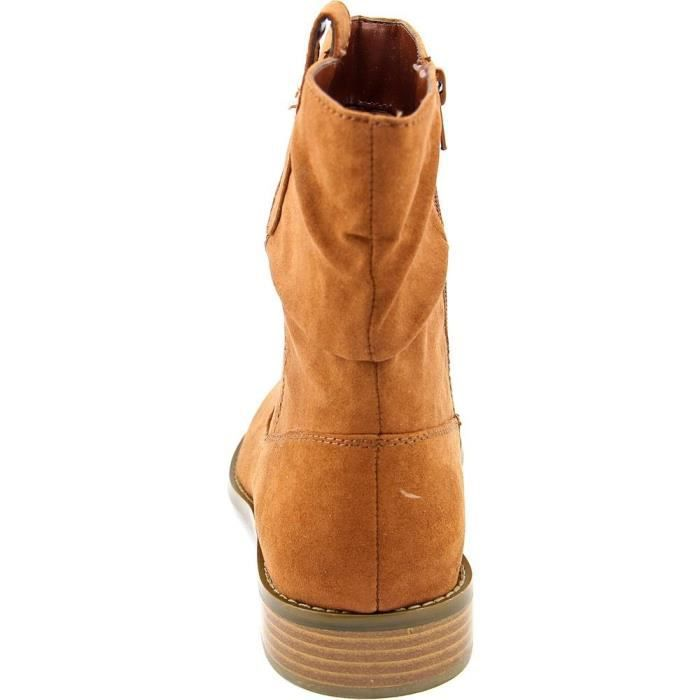 Pagee Boots QGLQ3 Taille-40 1-2