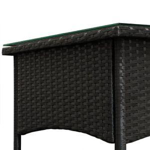 table d appoint exterieur achat vente table d appoint exterieur pas cher soldes d s le 10. Black Bedroom Furniture Sets. Home Design Ideas