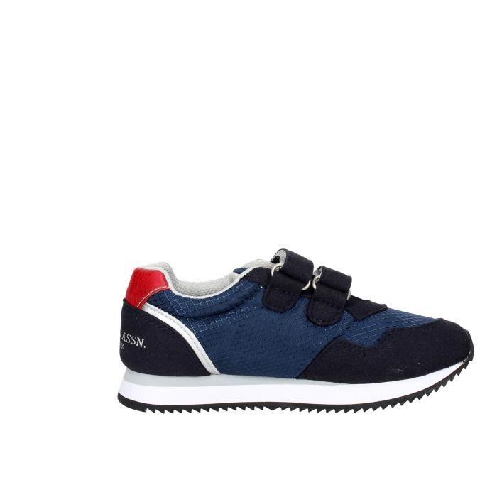 U.s. Polo Assn Sneakers Garçon Bleu, 38