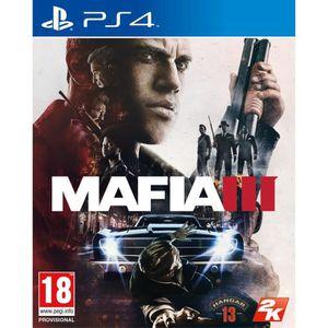 JEU PS4 Mafia III compris Family Kick Back DLC (PS4) - Imp
