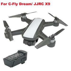 DRONE 11.4V 1000mAh Battery For JJR-C X9- C-FLY Dream RC