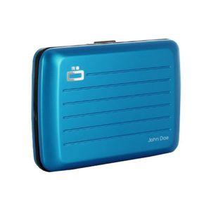 PORTEFEUILLE Portefeuille Ogon Stockholm V2 anti-RFID - Bleu