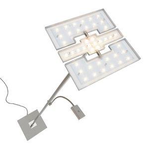 LAMPADAIRE Briloner Leuchten 1328-022 Lampadaire LED dimmable