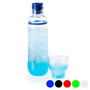 GOURDE Gourde avec Tasse (750 ml) 145492 - couleur:Blanc