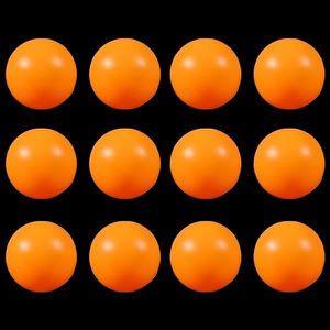 BALLE TENNIS DE TABLE 50PCS Balle de Ping Pong en Plastique Durable Lote
