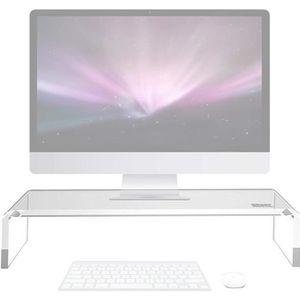 SUPPORT PC ET TABLETTE Duronic DM053 Réhausseur d'écran - Support pour éc