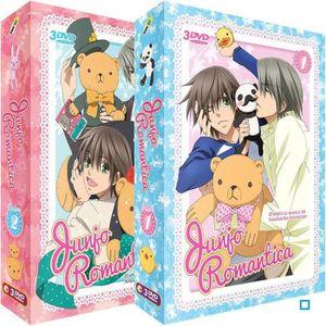 DVD DESSIN ANIMÉ Junjô Romantica - Saisons 1 et 2 (6 DVD + Livrets)