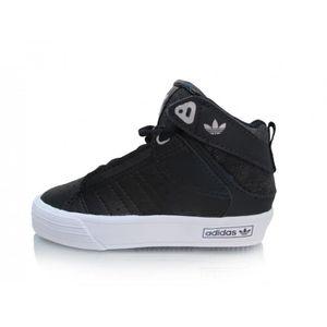 save off f7e1c 4839c Baskets bébé Adidas Freemont Mid I noir