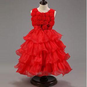 4154aed242c7d ROBE DE MARIÉE Fille robe de soirée Robes Robe enfant Robes de ma